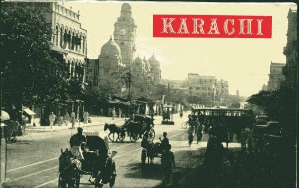 #Karachi in 1960