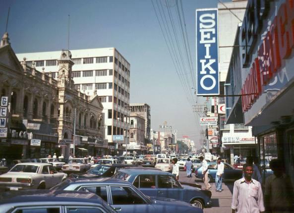 Karachi in Mid 1980