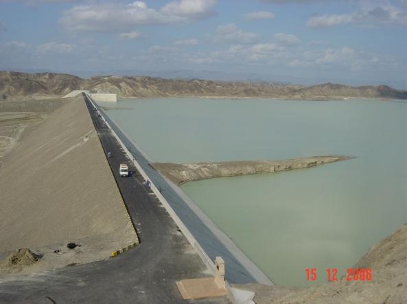 Mirani Dam near Turbat